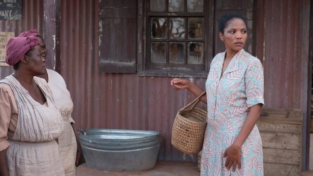 Terri Pheto's plays a piercing Naledi Khama